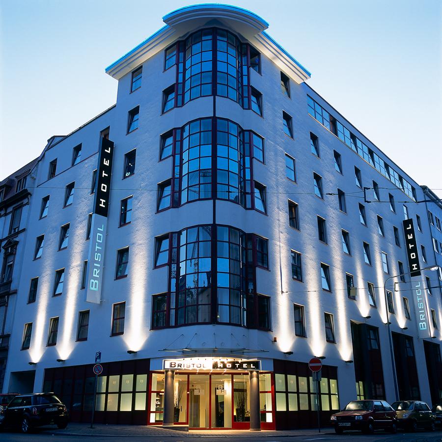 Hotel Bristol Frankfurt Am Main